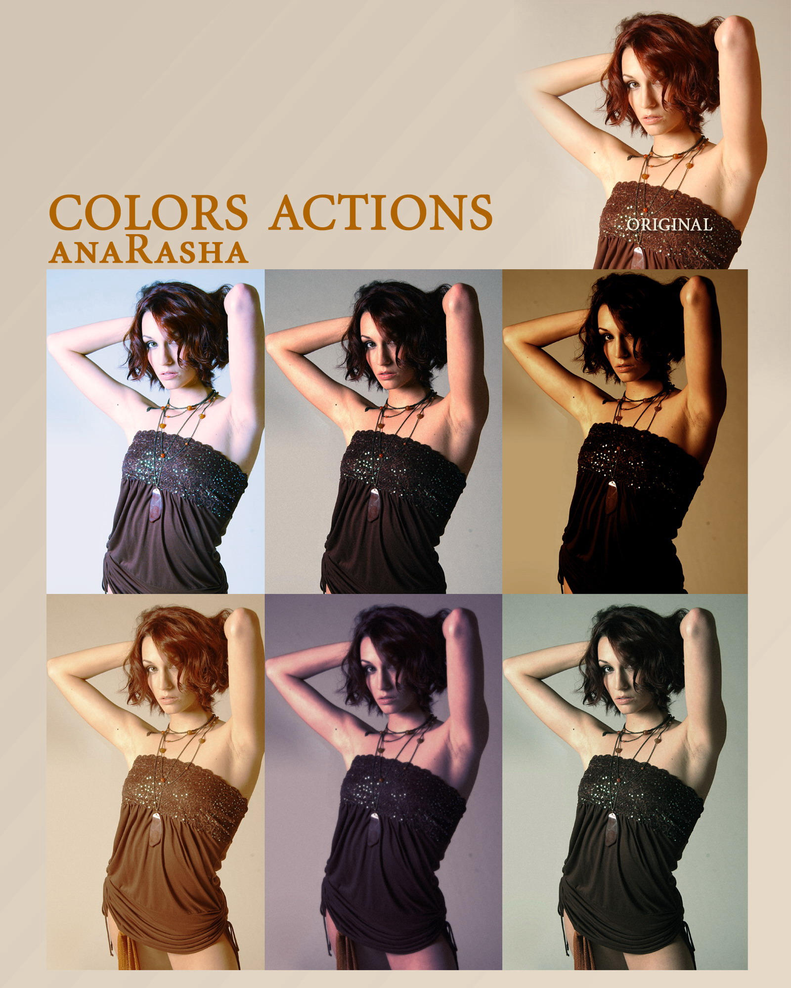 colors Actions by anaRasha-stock