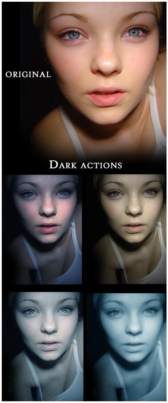 Dark Actions by anaRasha-stock