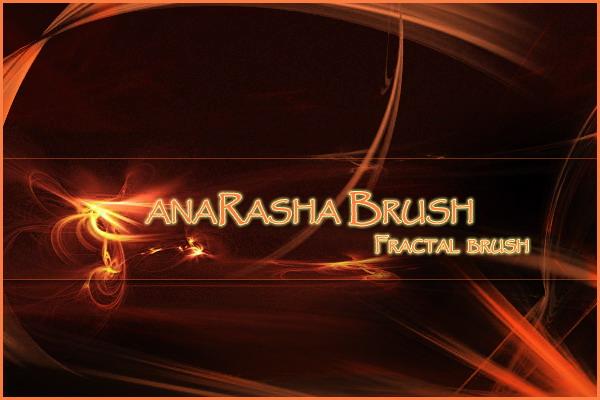 Fractal  brush
