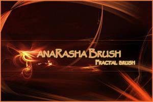 Fractal  brush by anaRasha-stock