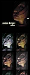 lighting Actions by anaRasha-stock
