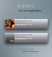 Kaori for covergloobus by gabriela2400