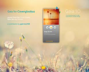 Gaia Rdio for Covergloobus by gabriela2400