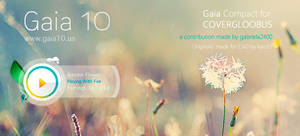 Gaia Compact for covergloobuus