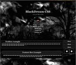 Black Dream Skin v7