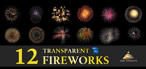 Fireworks Png Transparency 12 Transparent Fireworks Set 1