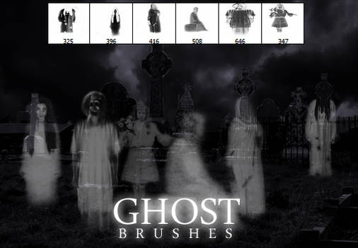 Ghost Brushes