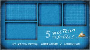 5 Blueprint textures