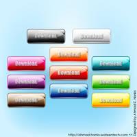 Stylish 3D Buttons v2 by ahmadhania