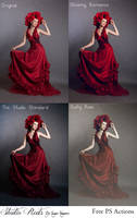 Studio Reds by Sugar Vengeance by sugarvengeance