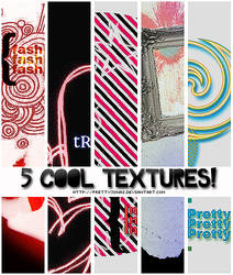 .5 Cool Textures.