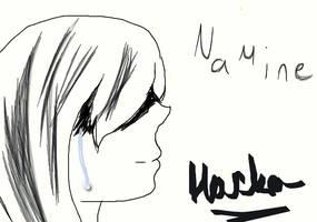 Namine - KHCOM - KH2