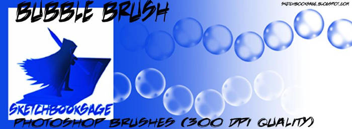 Bubble Brush