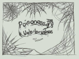 PS7 Web brush pack by Poisonessity