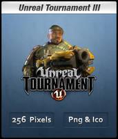 Unreal Tournament III - Malcom by Th3-ProphetMan