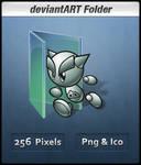 deviantArt Folder