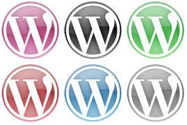 WordPress Logo by Th3-ProphetMan