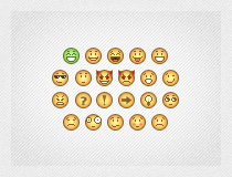 Moskis Emoticons pack by Th3-ProphetMan
