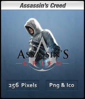 Assassin's Creed Icon by Th3-ProphetMan