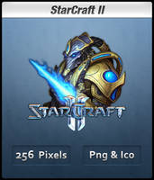 StarCraft II - Protoss Icon by Th3-ProphetMan