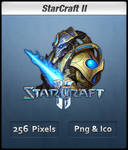 StarCraft II - Protoss Icon