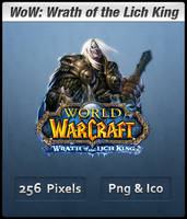 WoW: Wrath of the Lich King by Th3-ProphetMan