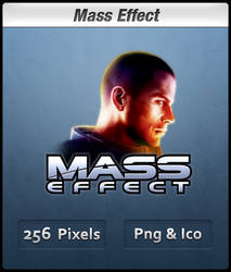 Mass Effect Icon by Th3-ProphetMan