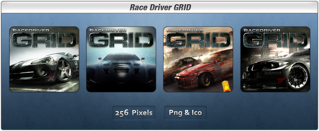 Race Driver GRID Icon by Th3-ProphetMan