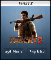 Farcry 2 Icon by Th3-ProphetMan