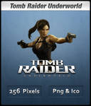 Tomb Raider Underworld Icon 2
