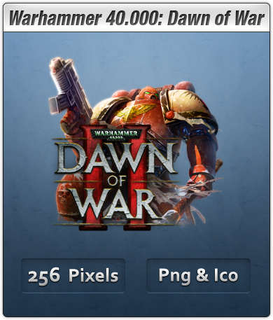 Dawn of War II Icon by Th3-ProphetMan