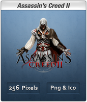 Assassin's Creed II Icon by Th3-ProphetMan