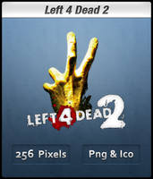 Left 4 Dead 2 Icon by Th3-ProphetMan