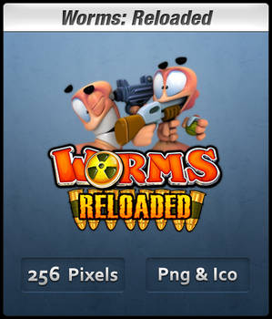 Worms Reloaded Icon