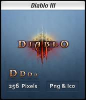 Diablo III Icon by Th3-ProphetMan