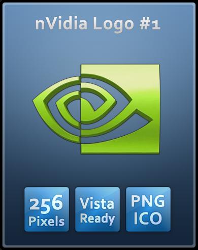 nVidia Logo 1 by Th3-ProphetMan