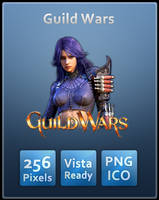 Guild Wars Vista Ready Icon by Th3-ProphetMan