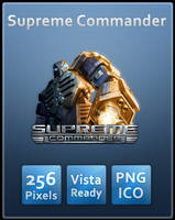 Supreme Commander Icon by Th3-ProphetMan