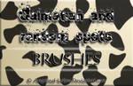 Dalmatian spots brushes