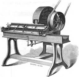 Illustrated catalogue of ruling machines by arrog