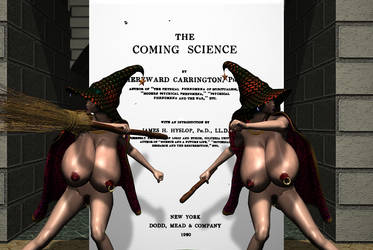 Carrington The coming science by arrog