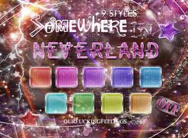 ~#SomewhereInNeverland  { { S T Y L E S } }