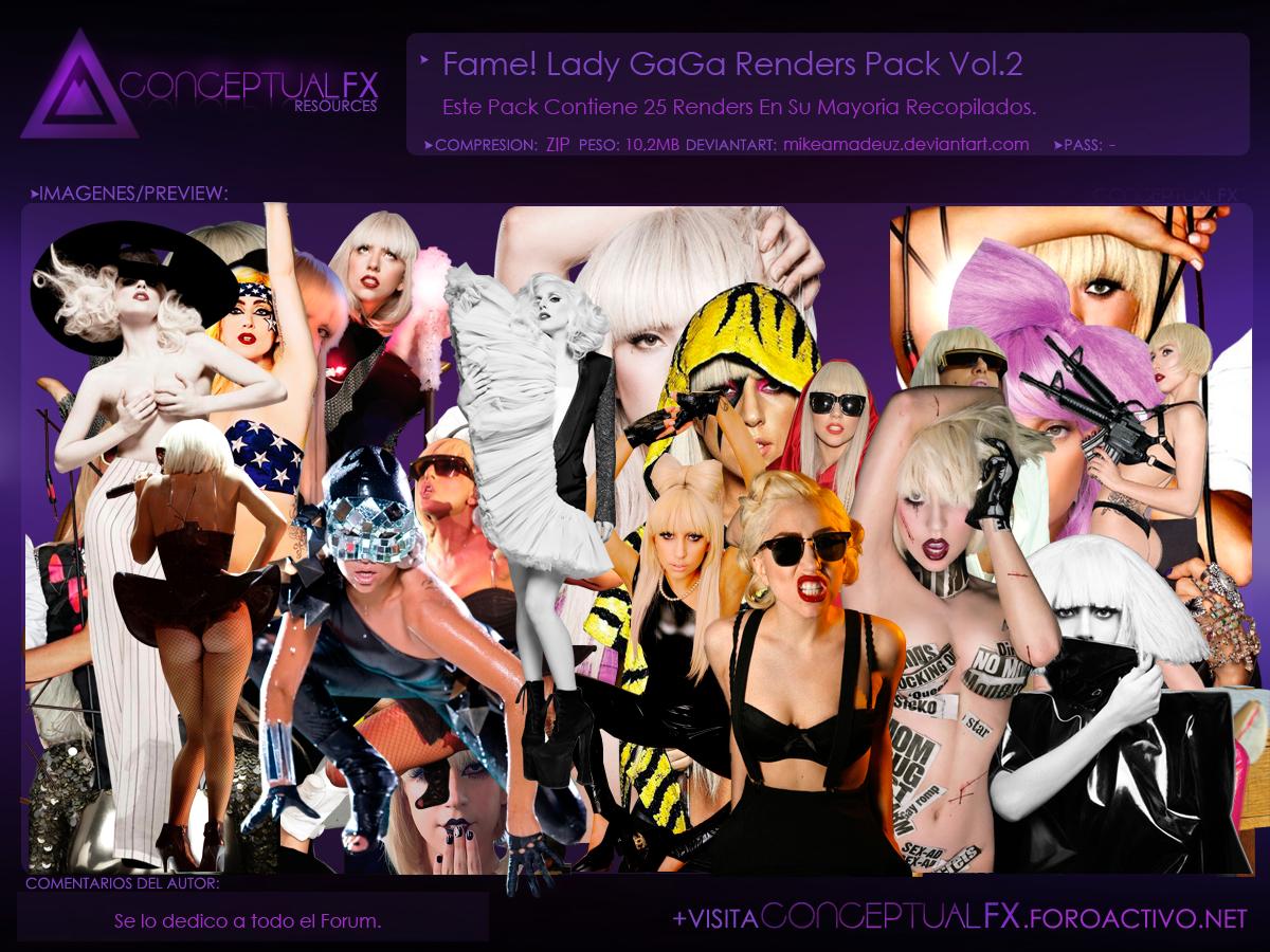 [25] Lady GaGa Renders Pack Vol.2. Lady_GaGa_Renders_Pack_Vol_2_by_mikeamadeuz