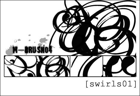 m-brush04-swirls01 by m-brush04
