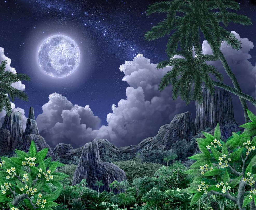 Balmy Nights by priteeboy