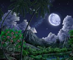 Valley dew by Chromattix
