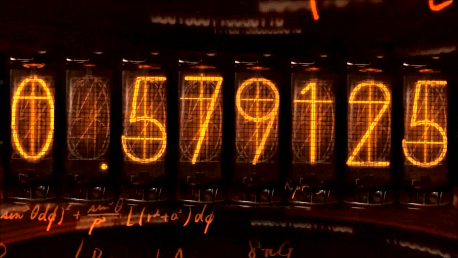 Divergence Meter Dreamscene (Steins Gate) by DrawTheLegend