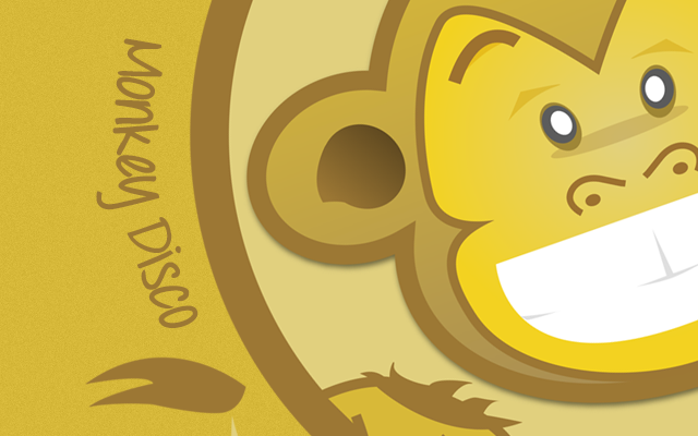 Monkey Disco by luisperu9