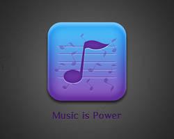 Music is Power by luisperu9