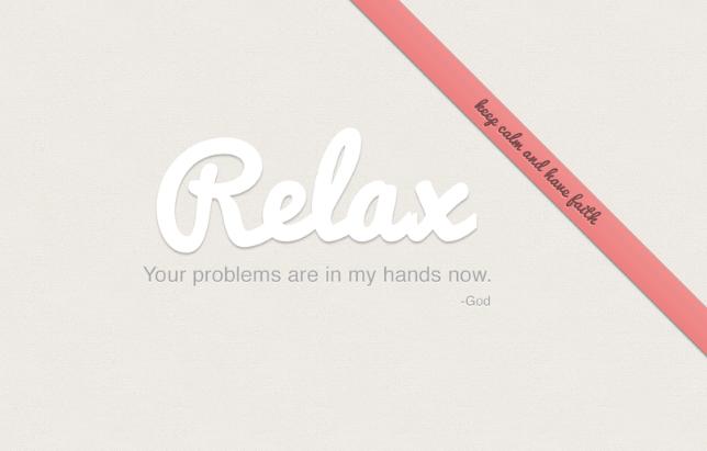 Relax wallpaper by luisperu9